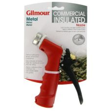 Gilmour 572 Yellow Insulated Hose Nozzle