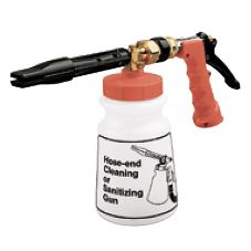 Gilmour Heavy Duty Foam 1 Qt Capacity Cleaning Gun
