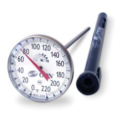 CDN® IRXL220 Insta-Read® Cooking Thermometer - 12 / CS