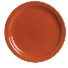 "Steelite A180P204 Anfora Festivale Narrow Rim 10-5/8"" Plate - 12 / CS"