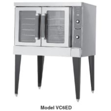 Vulcan Hart VC6EC Single Deck Electric Bakery Depth Convection Oven