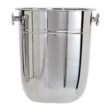 Adcraft® WB-8 8 Qt. Stainless Steel Wine Bucket