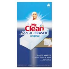 Proctor & Gamble 43516 Mr. Clean® Magic Eraser® - 4 / PK