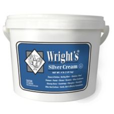 Wright's 11121-00317 4-Pound Tub Silver Polish - 4 / CS