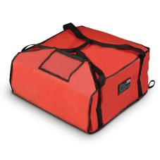 Rubbermaid PROSERVE® Medium Red Pizza Delivery Bag