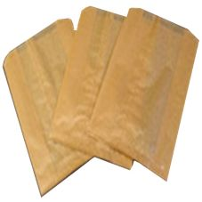 Bagcraft 409400 Sanitary Napkin Disposal Wax Bag Liner - 500 / CS