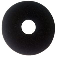 "Spill-Stop 444-01 5.5"" Glass Rimmer Replacement Sponge"