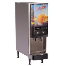 BUNN® 37900.0001 JDF-2S 2-Flavor Gourmet Cold Beverage System