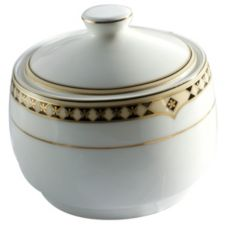 Syracuse 911191010 Baroque™ 10 Oz. Sugar Pot With Lid - 12 / CS