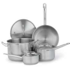 Vollrath® 3822 Optio™ 7 Piece Stainless Steel Cookware Set