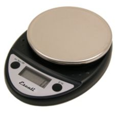 Escali® Primo Black 11 lb Portable Digital Scale