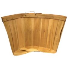 Texas Basket 120-SP Cut in Half Bushel Basket