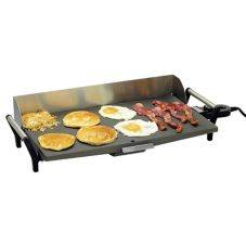 Cadco PCG-10C 120V Portable Electric Griddle