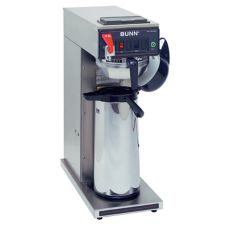BUNN® CWTF15-APS Automatic Airpot Coffee Brewer with S/S Funnel