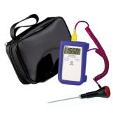 Comark Thermocouple Thermometer Kit w/ AC315 Carrying Case