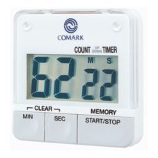 Comark UTL264 Big Digit Count Up Count Down Timer With Memory
