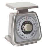 Taylor® 50 lb Rotating Dial Portion Scale