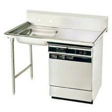 "Jackson DTU-U60-48L 48"" Left Installation Undercounter Dishtable"