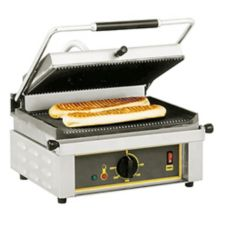 Equipex PANINI/1 Sodir Panini 120V Electric Panini Press
