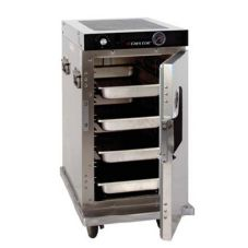 Cres Cor® Mobile Half-Height Heated Cabinet w/ Lift Out Interior