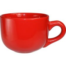 International Tableware Cancun™ Red 16 Oz Latte Cup