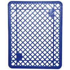 Jeb Sales BKP-301BLU Blue Plastic Bread Tray