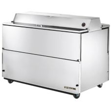 True TMC-58-S-DS Dual Side S/S 24.5 Cu Ft Milk Cooler
