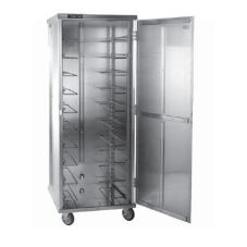 Cres Cor® Aluminum Non-Insulated Mobile Enclosed Cabinet