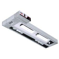 "APW Wyott FDLC-72L 72"" C*Radiant™ Single 2240W Heat Lamp"
