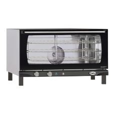 Cadco XAF-183 Full-Size Elena™ Convection Oven with Humidity