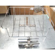 Shaw & Slavsky RBFS BASKET Chrome Wire Basket