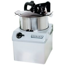 Hobart HCM62-1 6 Qt Food Processor with Direct Drive Motor