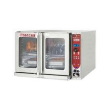 Blodgett HV-100E BASE Elec. Hydrovection Convection Oven w/ Glass Door