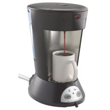 BUNN® 35400.0009 35400.0009 My Cafe® Black Automatic Pod Brewer