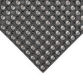 NoTrax® 435-001 Black 3' x 5' Tek-Tough® Mat