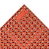 """NoTrax® 182-725 Red San-Eze II® 29-1/4 x 39"""" Floor Mat"""
