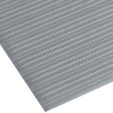 NoTrax® 434-402 Silver 3' x 5' Comfort Rest Floor Mat
