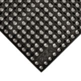 "Apex™ 36X36 BLACK 36"" x 36"" San-Eze® Floor Mat"