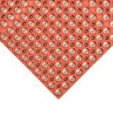 Apex™ 439-502 Red 3' x 5' Tek Tough® Floor Mat