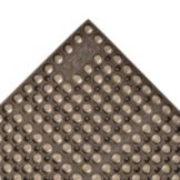 "NoTrax® 183-244 Brown 39 x 58-1/2"" San-Eze® Floor Mat"
