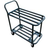 Win-Holt® 110 HD Steel 600 Lb Stocking / Marking Cart with Casters