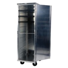 Win Holt® Enclosed Mobile Bun Pan Transport Cabinet
