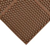"NoTrax® 406-178 Brown 36"" x 36"" Optimat® Mat"