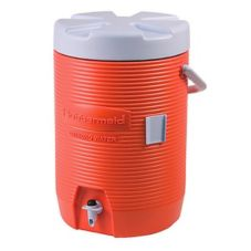 Rubbermaid Orange Insulated 3 gal Beverage Container