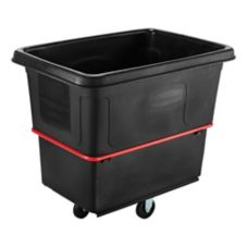 Rubbermaid® FG471600BLA Black Heavy Duty 16 cu ft Utility Truck