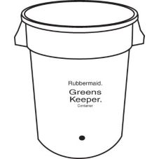 Greenskeeper Inner 20 gal Container w/ Holes