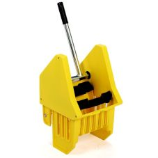 Continental SW7YW Splash Guard Yellow 16-32 oz Down Press Mop Wringer
