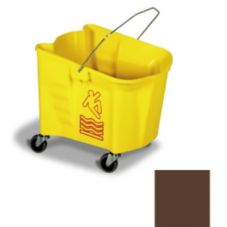Continental 335-3BZ Splash Guard™ Bronze 35 qt Mop Bucket