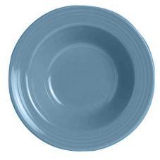 Steelite B073P314 Tiffany Blue Lagoon 5 Oz. Grapefruit Dish - 12 / CS