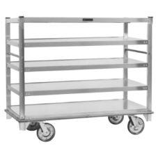 CresCor® 271-51-5927 Queen Mary 5-Shelf Cart with Push Handles